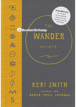 The wander Society - Keri Smith