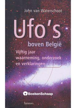UFO's boven Belgie