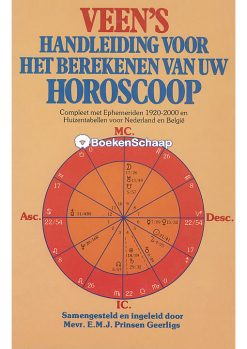 veen s handleiding voor het berekenen van uw horoscoop