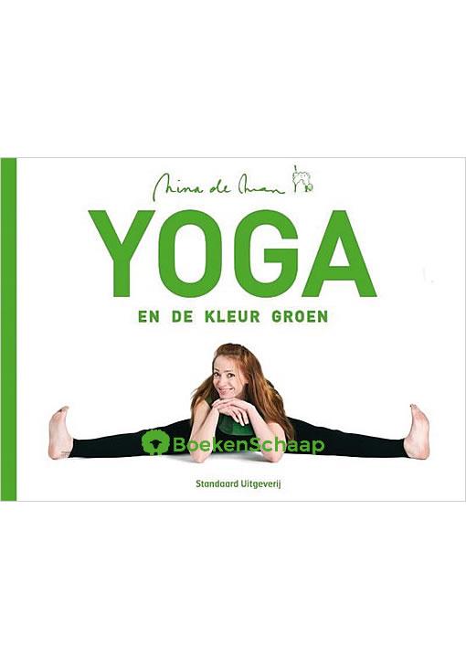 Yoga en de kleur groen