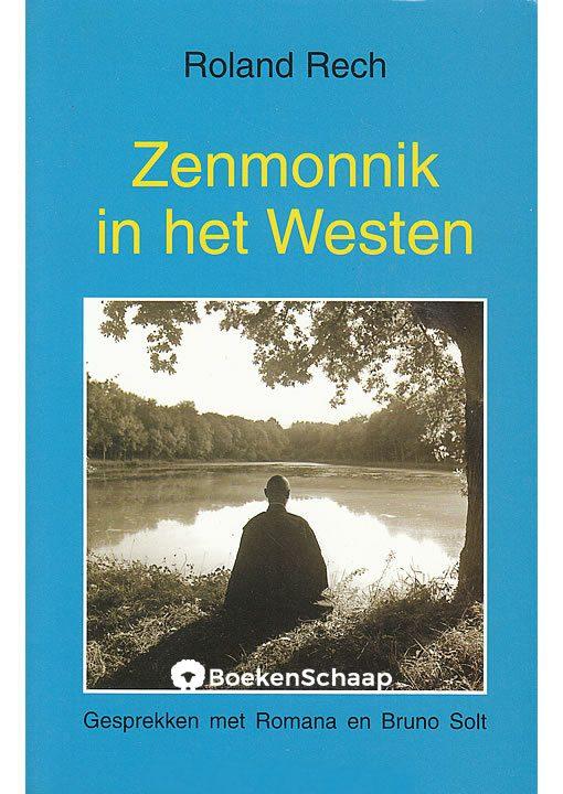 Zenmonnik in het Westen