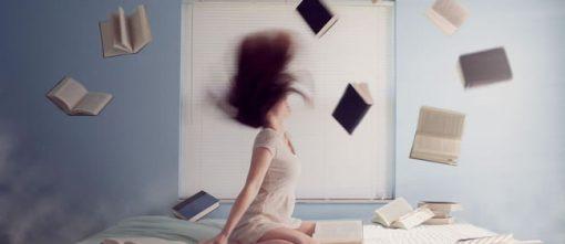 boeken die vliegen